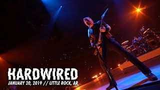 Металлика (Metallica) - Hardwired (Little Rock, AR 20.01.2019)