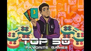 Top Fifty Favorite Video Games (Part 3)