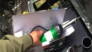 Plastic Welding An HDPE Fuel Tank