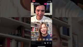 Instagram Live Interview With Kristin Kreuk (April 26, 2020)