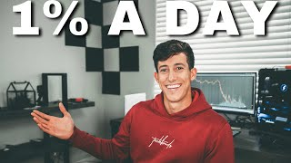 THE TRUTH ABOUT 1% A DAY IN THE STOCK MARKET