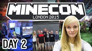 most awkward moments at minecon 2015 dantdm - TH-Clip