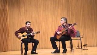 Семиструнная гитара - Вадим Колпаков и Александр Колпаков