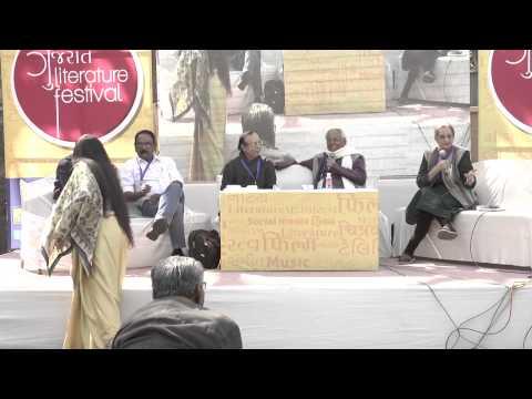 કવિતાનો વિદ્રોહ – ગઝલ પર પ્રતિબંધ…in GLF 2015