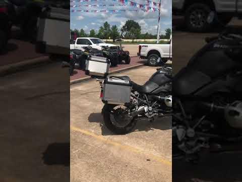 2012 BMW R 1200 GS Adventure at Wild West Motoplex