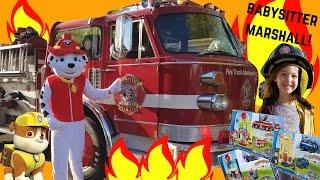 Kids Variety Show ~ Marshall Fire Truck!