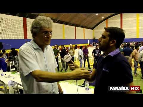 """""""O Cariri hoje é outro"""", diz Ricardo Coutinho ao Portal Paraíba Mix"""