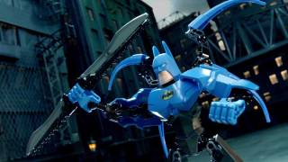 Lego Superheroes Ultrabuild Batman Joker commercial, 2011 HD