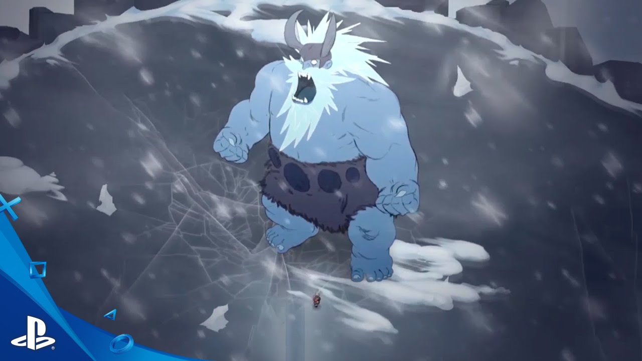 Impress the Gods in Jotun: Valhalla Edition, Out September 9 on PS4