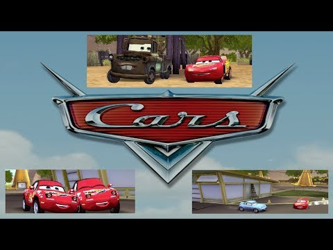 Disney Cars Video Game  HD Gameplay Compilation 2018 Part 1