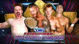 WWE Over The Limit 2012 Full Match Card 2012 [ High Quality Mp3 ]