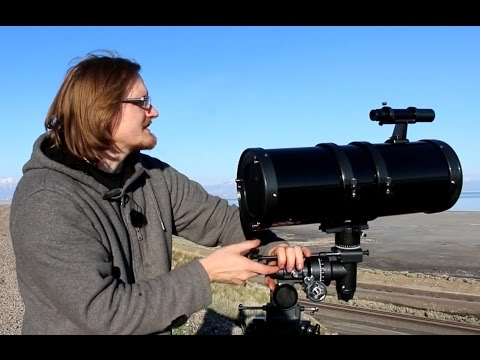 Measuring Earth's Radius With A Telescope!?