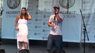 [HD] Lakatos Yvette & Young G - Time to be free (Budapest, Millenáris 2012-08-25)