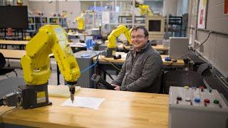 Automation Technician – Chris Garrett