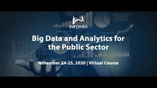 Big Data & Analytics for the Public Sector Session