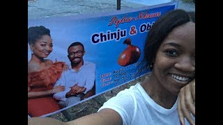 My Igbo Traditional Wedding - Vlog