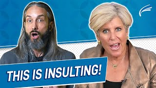 Why Suze Orman is WRONG About How You Should Think About Money  / Garrett Gunderson
