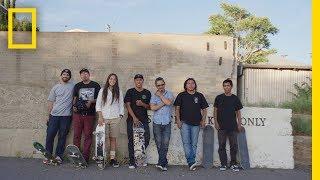Apache Youth Reclaim Their Story Through Skateboarding   Short Film Showcase
