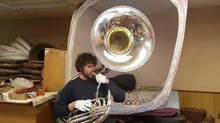 Miraphone Sousaphone Playtest