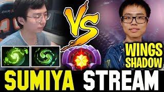 SUMIYA Invoker Refresher Epic Comeback against Shadow   Sumiya Stream Moment #614