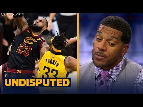 Jim Jackson on LeBron's 46-pt night, Talks Cleveland's adjustments ahead of Game 3 | UNDISPUTED