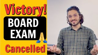 CBSE Board Exam Cancelled | Big News | Class 10 & Class 12 - Download this Video in MP3, M4A, WEBM, MP4, 3GP