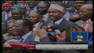KTN Prime Full Bulletin with Sophia Wanuna December 22, 2016
