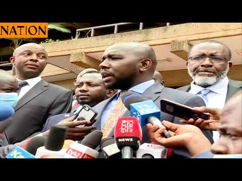 Senator Murkomen reveals why President Uhuru was a no show at KICC