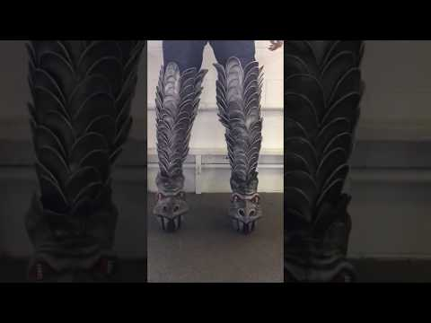 KISS: The Demon DESTROYER Official Boots