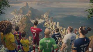 ПОСЛЕДНЯЯ ИГРА  Футбольный мультик от Nike Будущее футбола. Смотреть всем
