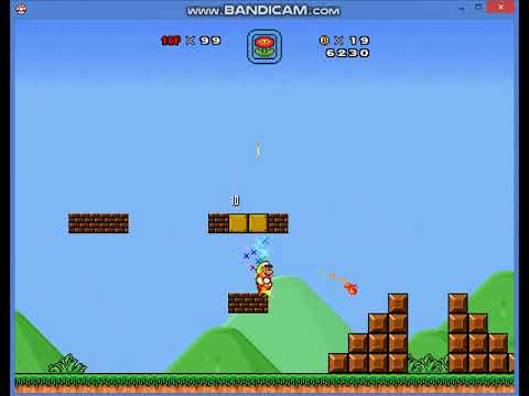 Super Mario Bros  X (SMBX) 2 0 Beta 3 - SMB1 Deluxe Pre Demo