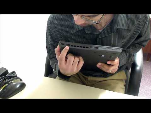 Lenovo Thinkpad T450 Laptop Unboxing
