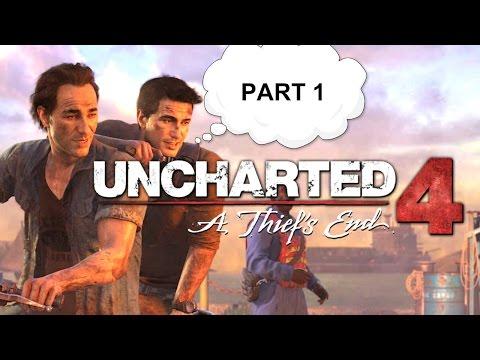 Uncharted 4 CZ - Part 1 | Volanie dobrodružstva | Let's Play SK/CZ | GorcoChannel