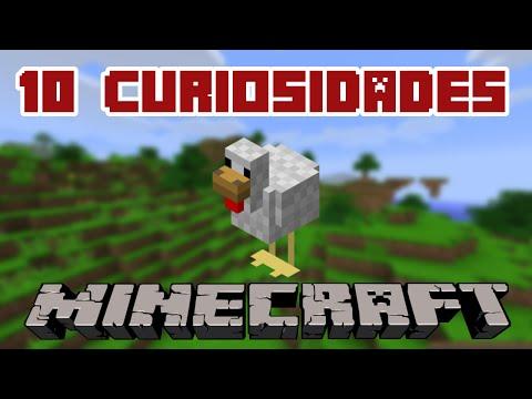 10 Curiosidades De La Gallina En Minecraft