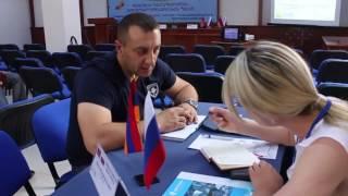 Делегация Республики Мордовия в Армении 2017