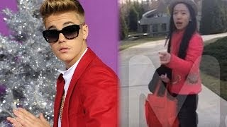Fan Breaks into Justin Bieber's Home & Takes Nap in His Bed!