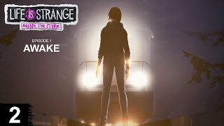 Life is Strange: Before the Storm - Ep 1 Part 2 (Blind Let's Play)