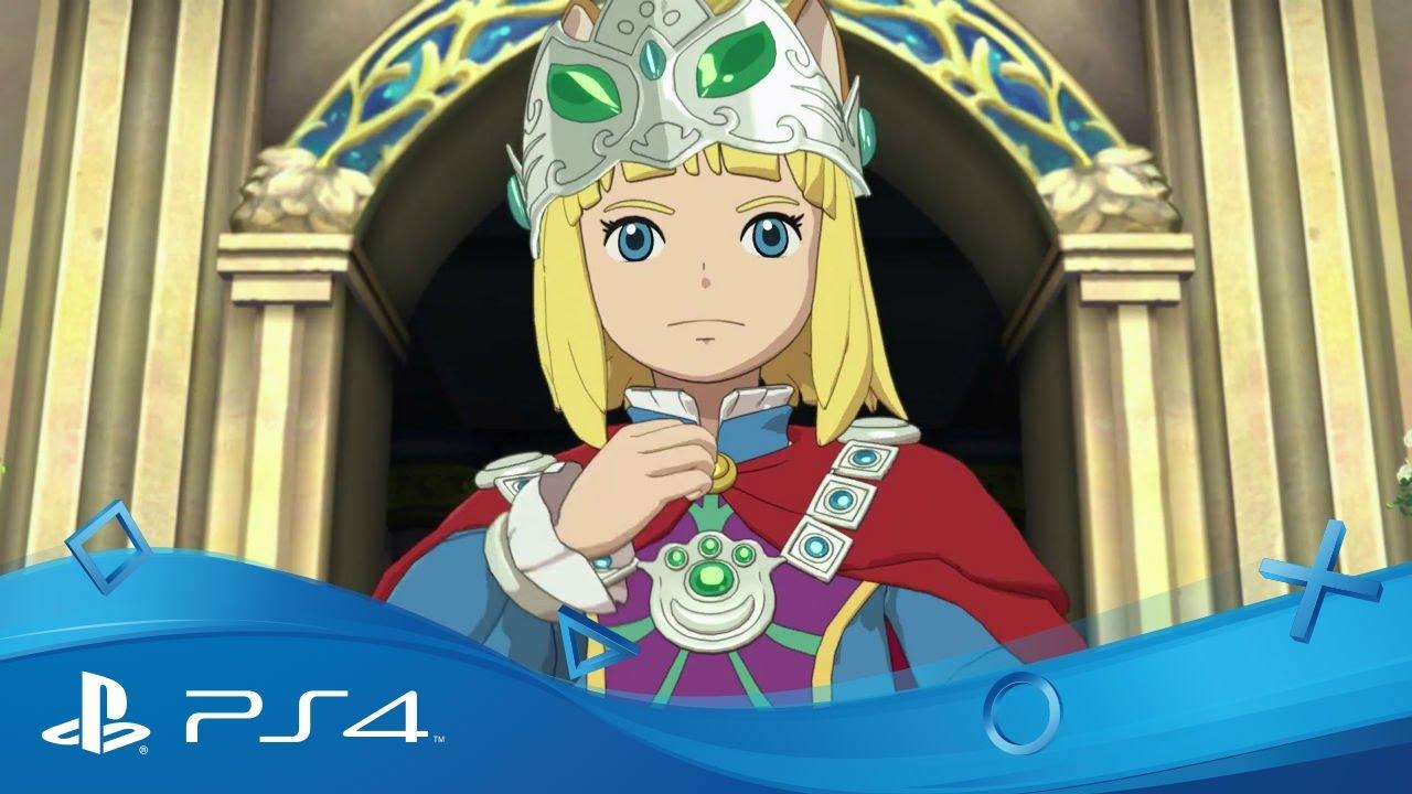 Ni no Kuni II: Revenant Kingdom annoncé sur PS4