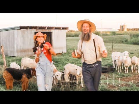 Doug and Stacy do Blanco Brown's - The Git Up (Dance Challenge)