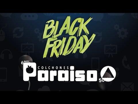Colchones Paraiso - Black Friday