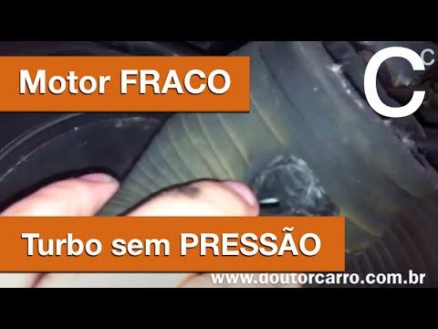 Dr CARRO Turbo sem Pressão Motor fraco Defeito Simples