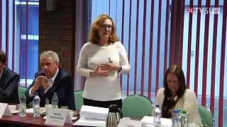 preview picture of video '5 Sesja Rady Gminy Suchy Las - cz. 1 z 5'