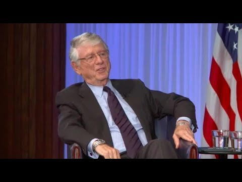 Ted Koppel: 'CNN's Ratings Would Be in the Toilet Without Donald Trump'