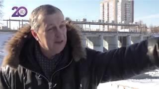 Коллектор на Куйбышева приносит беды всей округе