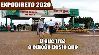 Tecnologia será foco da Expodireto 2020