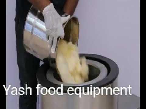 Chips Dryer Machine(hydro)