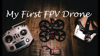 Building my first fpv drone | My first FPV Drone built and experience
