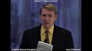The Kent Hovind Creation Seminar (7c of 7): Questions & Answers