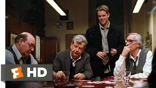 Rounders (3/12) Movie CLIP - The Judge's Game (1998) HD