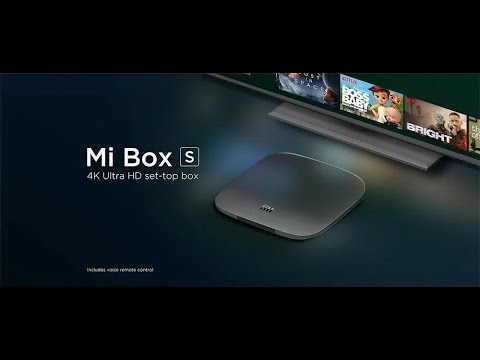 Xiaomi💖LOCAL SELLER💖 [Xiaomi TV Box S] 9th Gen Android Internet TV Box  III 4K Version SAFETY MARK PLUG